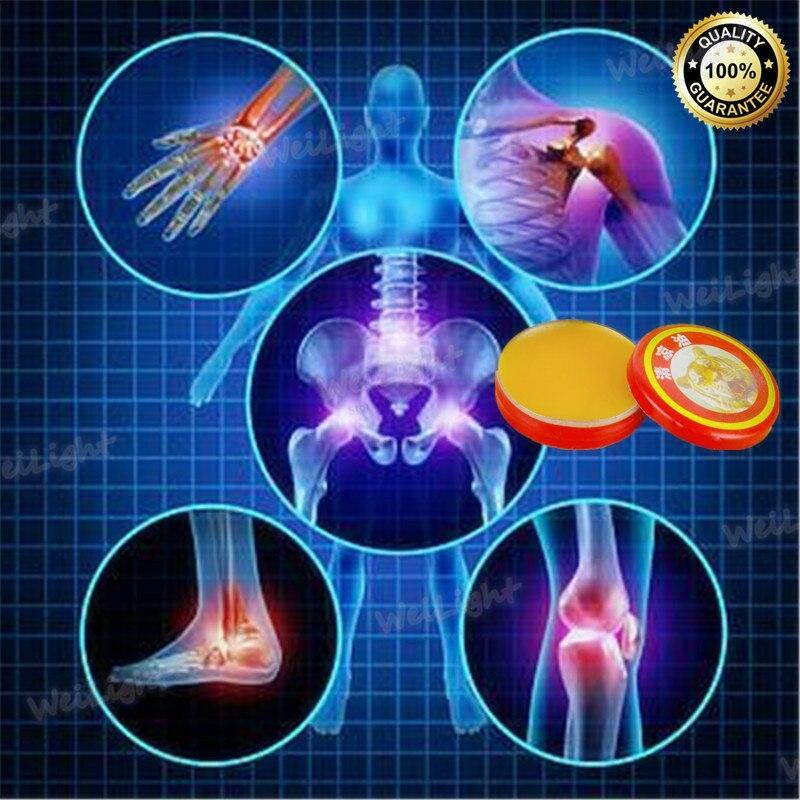 Pommade tigre rouge 100% masseur de corps musculaire cou Massage Relaxation Capsicum rhumatisme plâtre douleur soulager pommade 4g