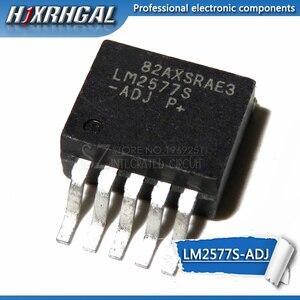 5 шт. LM2577S-ADJ LM2575HVS-5.0 LM2596S-5.0 LM2596S-ADJ LM2576S-5.0 LM2576S-ADJ-263 Новый и оригинальный HJXRHGAL