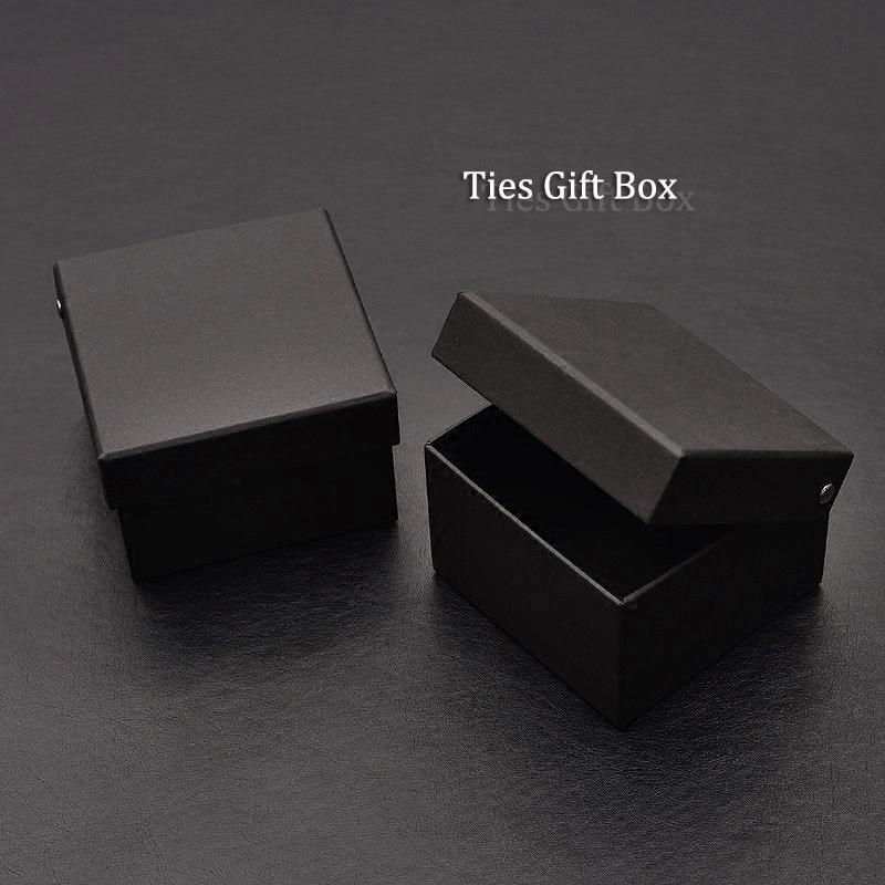 Men Creative Easy Tie Lazy Person Neck Tie Zipper Tie 6CM Fashion Korea Style Solid Black Striped Convenient Male with Gift Box