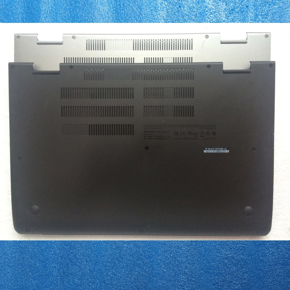 New caso inferior do portátil para lenovo ThinkPad S5 Yyoga 15 Fundo Enseada Base 00JT287 00JT288 AP16V000310/AP16V000300