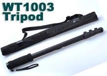 Легкий легкий монопод WEIFENG WT1003 из сплава 1003 для камеры, фотоаппарат для Canon Eos Nikon DSLR