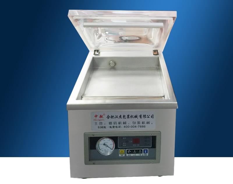 Автоматическая настольная вакуумная упаковочная машина для пищевых продуктов, 220 В переменного тока, вакуумная упаковочная машина для алюм...