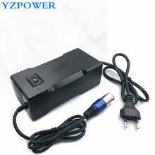 Интеллектуальное зарядное устройство YZPOWER, 58,8 в, 4 а, литиевая батарея для электрического инструмента, литий-ионный аккумулятор для электроавтомобиля, 48 В