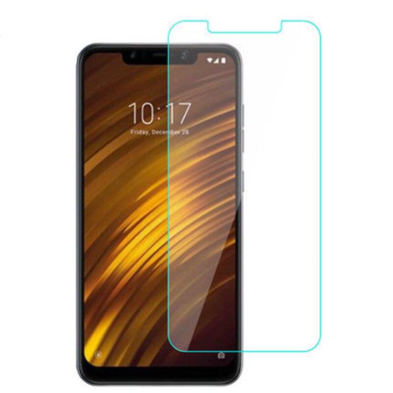 Vidrio Templado 9H para xiaomi redmi note 7 6 pro, para xiaomi pocophone f1 max3 5 5splus 4A 5X Note 4 5, Protector de pantalla