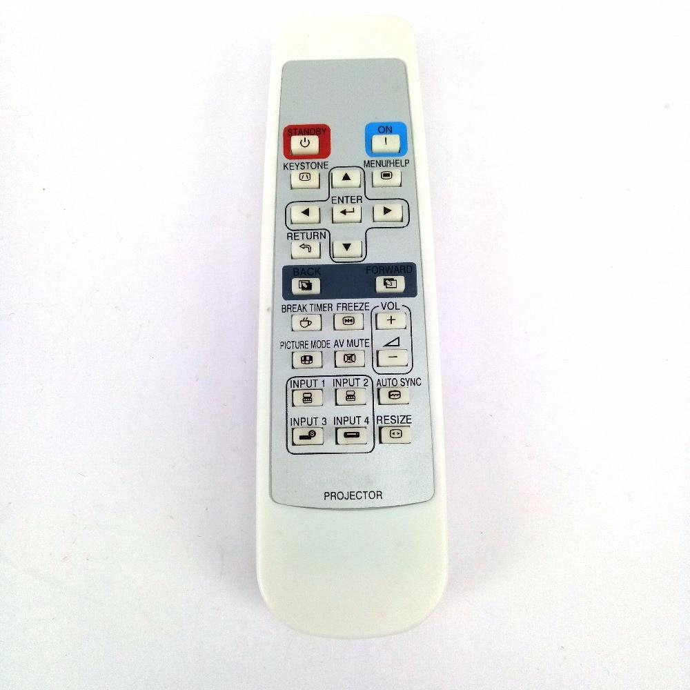 Reemplazo para SHARP control remoto de proyector RRMCGA398WJSA PG-MB56X PG-MB66X XGMB50X XR-20S XR-20X VD-0637 Fernbedienung