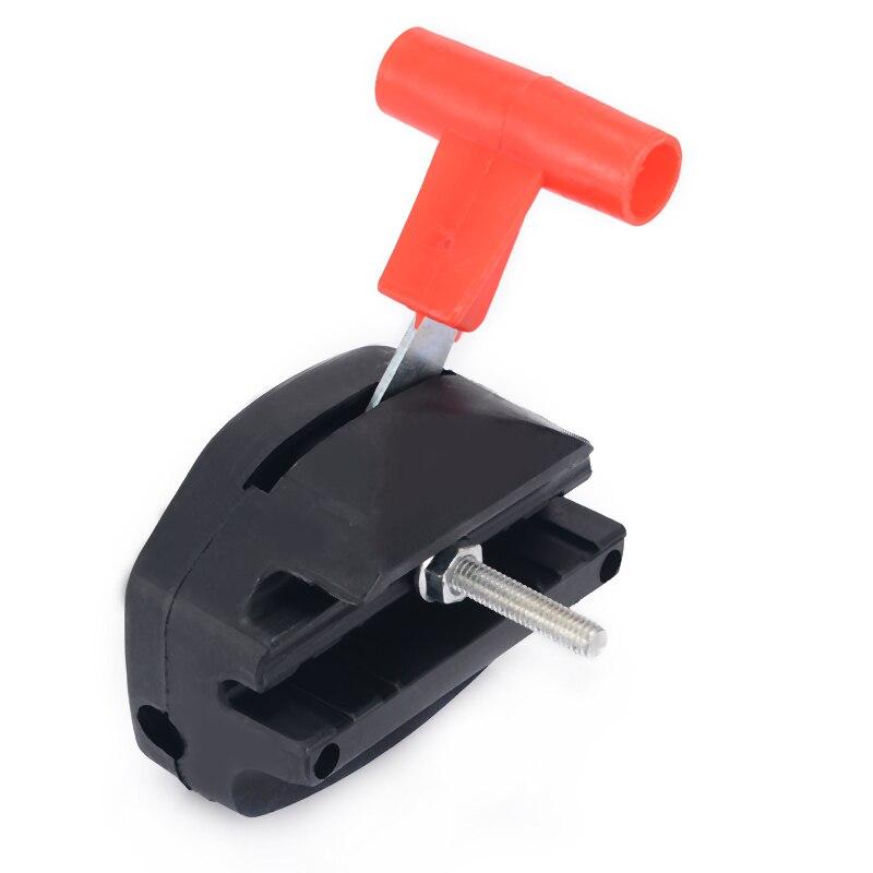 Universal 56 pulgada cortacésped Cable del acelerador interruptor palanca de Control Kit de manija para piezas de cortacésped herramienta de jardín