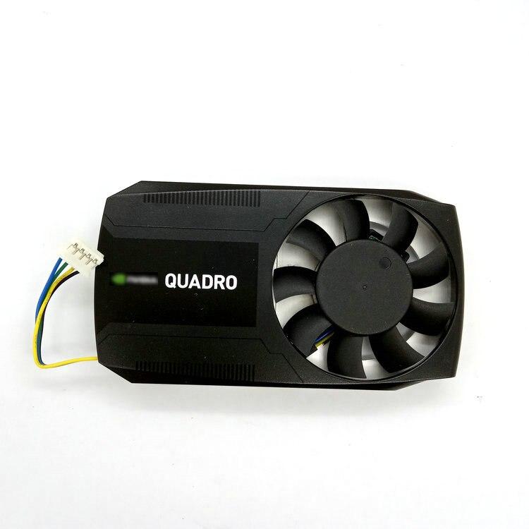 MGT5012XB-W10 nouveau Original pour NVIDIA Leadtek QUADRO K620 professionnel carte graphique refroidisseur radiateur ventilateur de refroidissement pas 41x23 MM