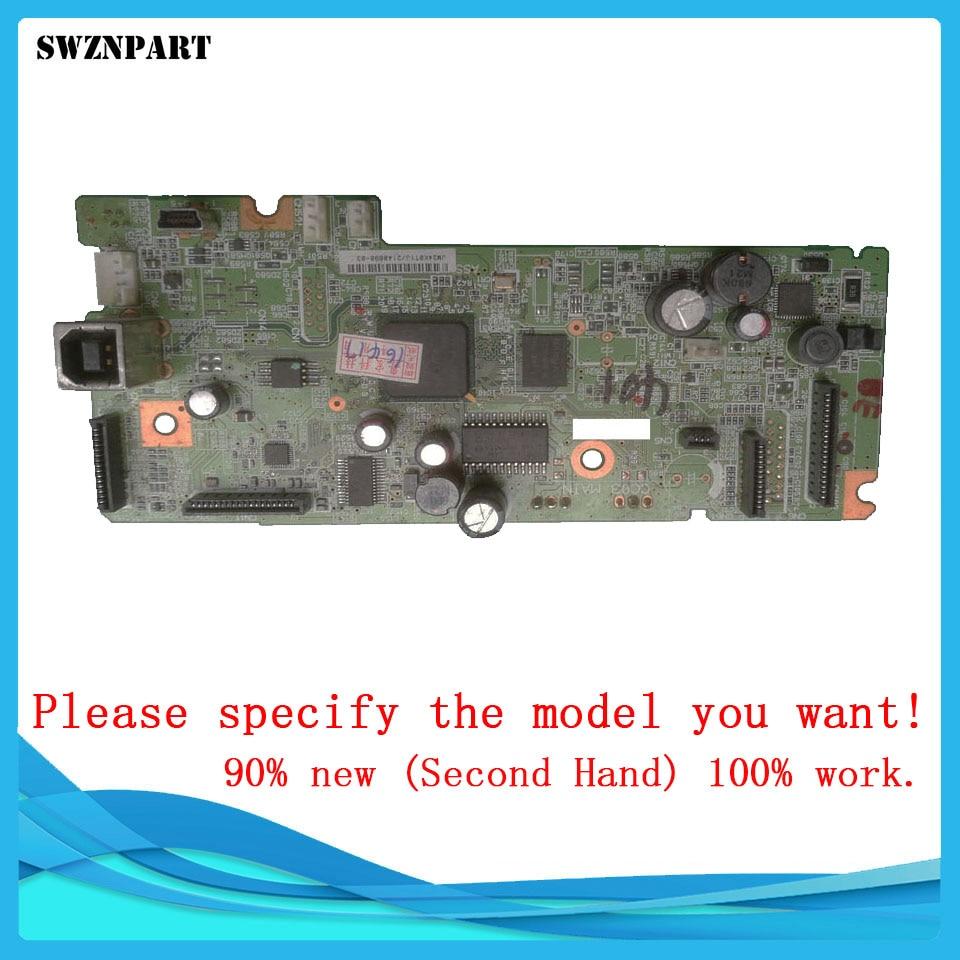 Placa madre de placa base lógica formateador PCA ASSY para EPSON ME401 XP400 XP302 XP306 XP322 XP312 XP315 XP402