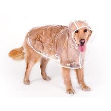 HobbyLane-manteau de pluie imperméable pour chiens   Transparent, pour grand chien moyen, décontracté, accessoires de veste pour chiot pour chien