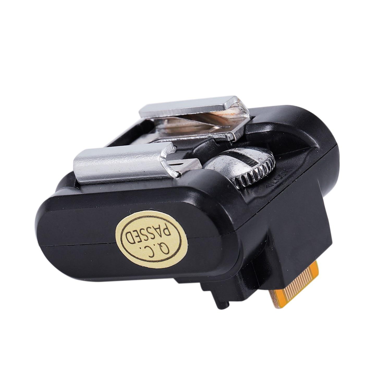 Adaptador de zapata para Flash Speedlite/gatillo a Sony Nex-3 Nex-5 Nex-5C Nex-3C Cámara