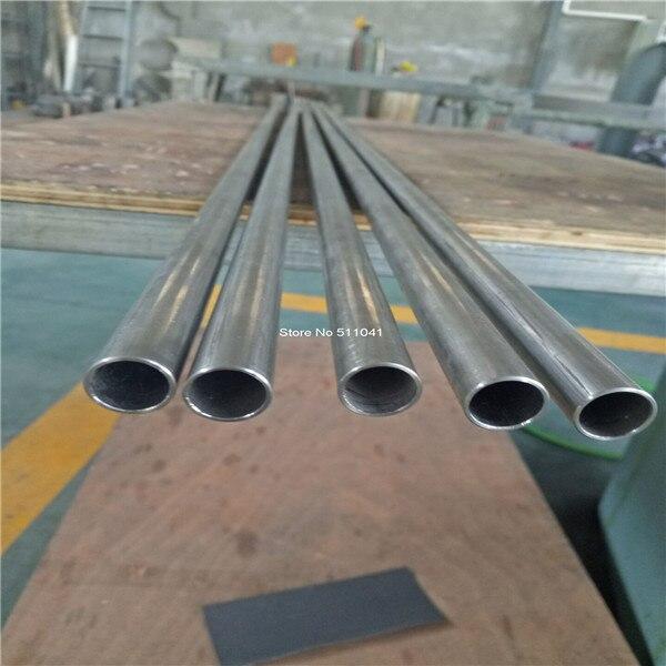 Бесшовные титановые трубы gr2, 14 мм * 1,0 мм * 450 мм 2 шт оптовая цена бесплатная доставка