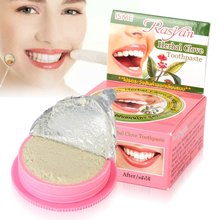 Dentifrice à base de plantes Dentifrice herbe dents blanchissant Dentifrice formule forte dents blanchissant la poudre de dents