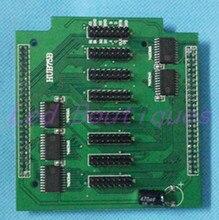 HUB75B Riser Card pinboard for Linsn 801 sending card 801d receiving ccard color light T9,5A 75,A8,5A HOT