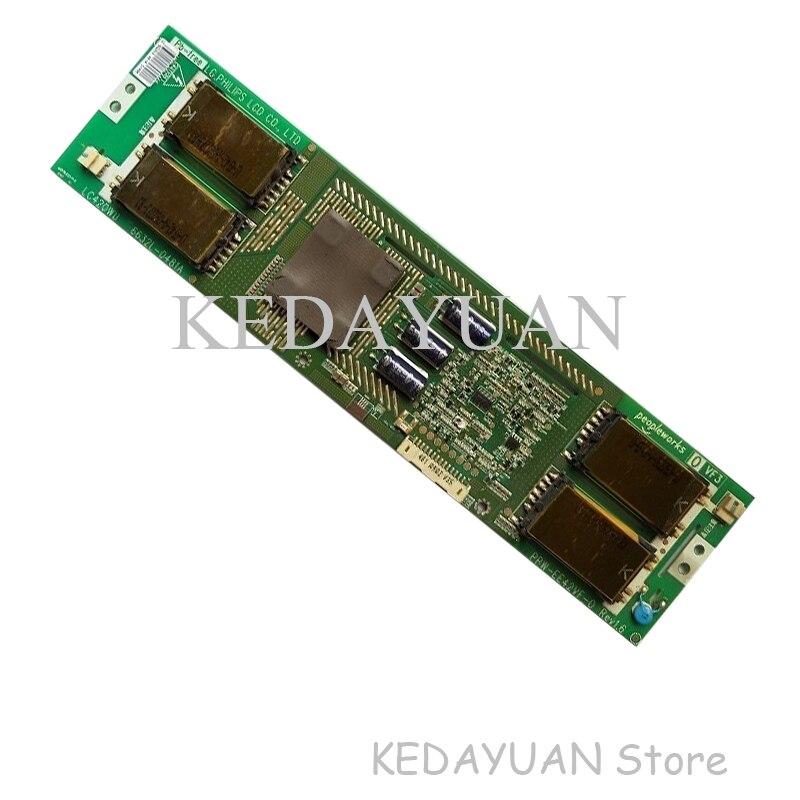 Darmowa wysyłka oryginalny 100% test dla LG 42L28RM-F 42L01HF 6632L-0481A LC420WU wysoka płyta dociskowa