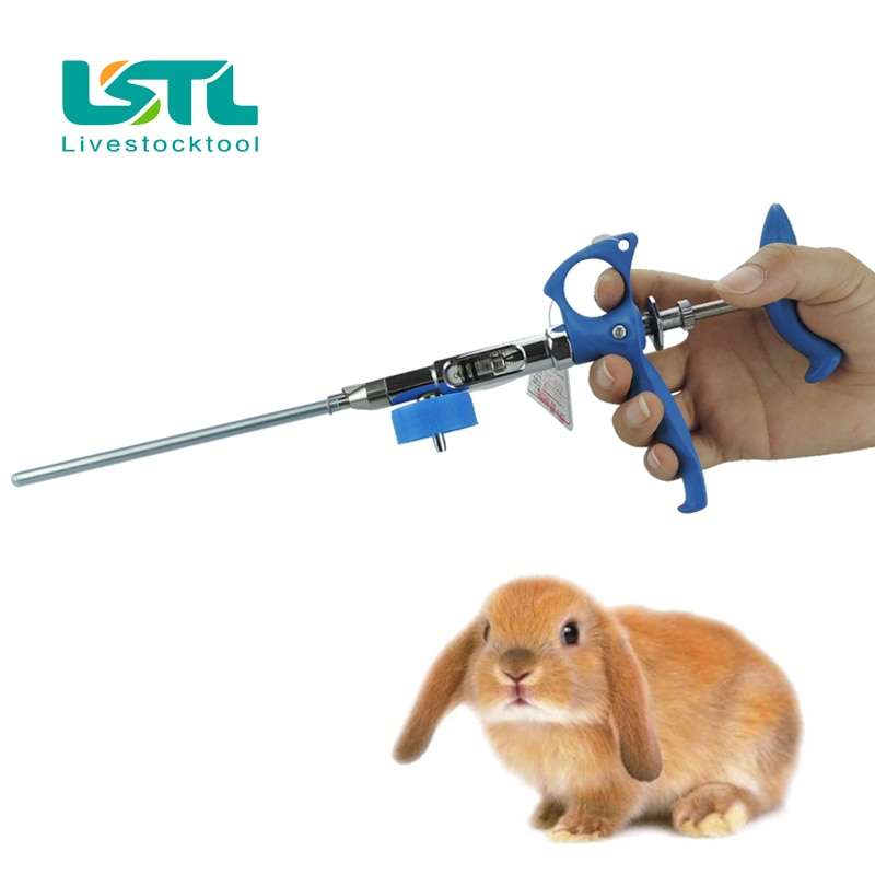 New Rabbit Insemination Gun Insemination Grab Rabbit Semen Collector Rabbit With Artificial Insemination Toold35