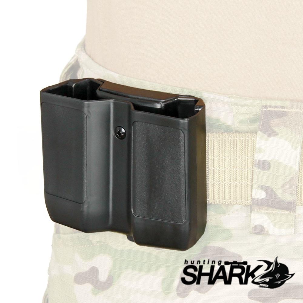 PPT estuche de doble pila Universal para pistola Mag Box para Glock 17 19, Colt 1911, Beretta m92 m9, Sig P226, HK USP HS7-0103
