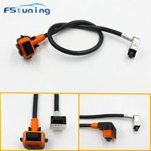 FStuning-adaptateur de support de douille   Voiture, xénon caché D1S D1 D3 D3S, phare, fil de Ballast, adaptateur de support de câble de relais pour ampoule xénon HID