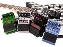 DigiTech DDM mort métal distorsion/Grunge pédale de distorsion/numérique Multi voix Chorus guitare effets pédale