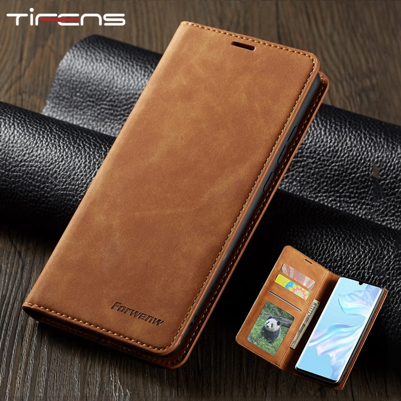 Magnetic Leather Case For Huawei Mate 20 30 P20 P30 P40 Pro Lite P Smart Plus 2019 2020 Honor10lite
