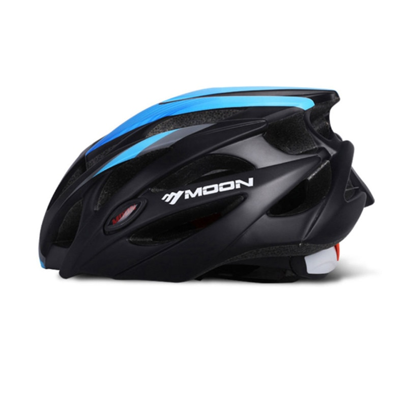 MOON-gafas de Ciclismo de Carretera Unisex, Casco de espuma EPS integrado con...