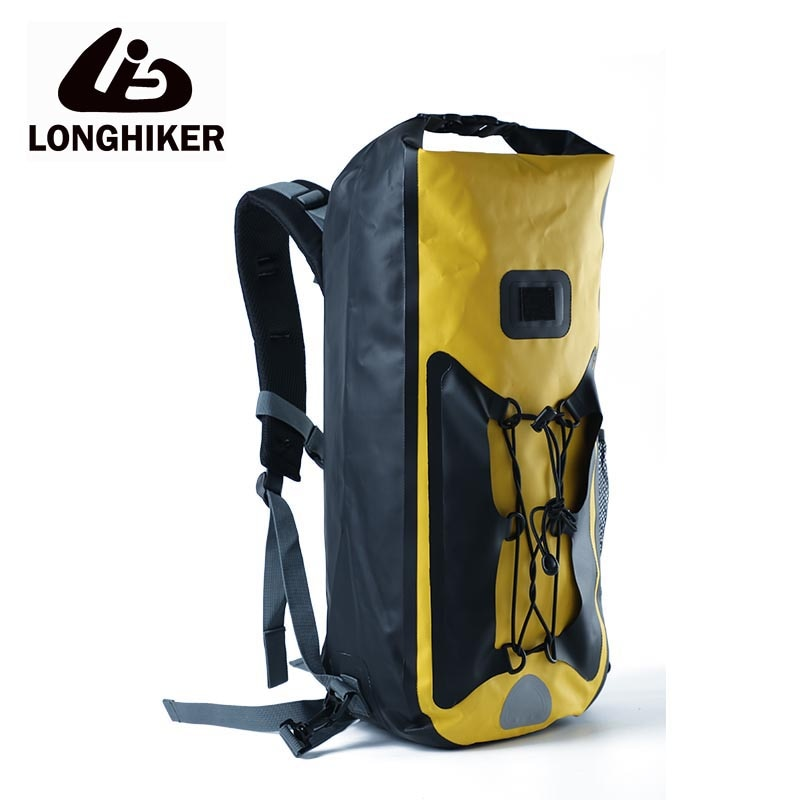 camouflage 20l sports ocean swimming water proof backpack bag for outdoor pvc waterproof dry pool impermeable bag backpack 20L Sport PVC Waterproof Dry Backpack Sack Bag For Cycling Swimming Swim Impermeable Water Proof Backpack Bags