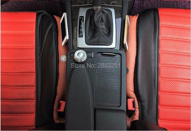 Accesorios de coche almohadilla de apertura del hueco de asiento tapón a prueba de fugas para mazda 3 6 2 5 CX-5 cx5 CX-7 CX-3 323 ATENZA Axela pegatinas de coche