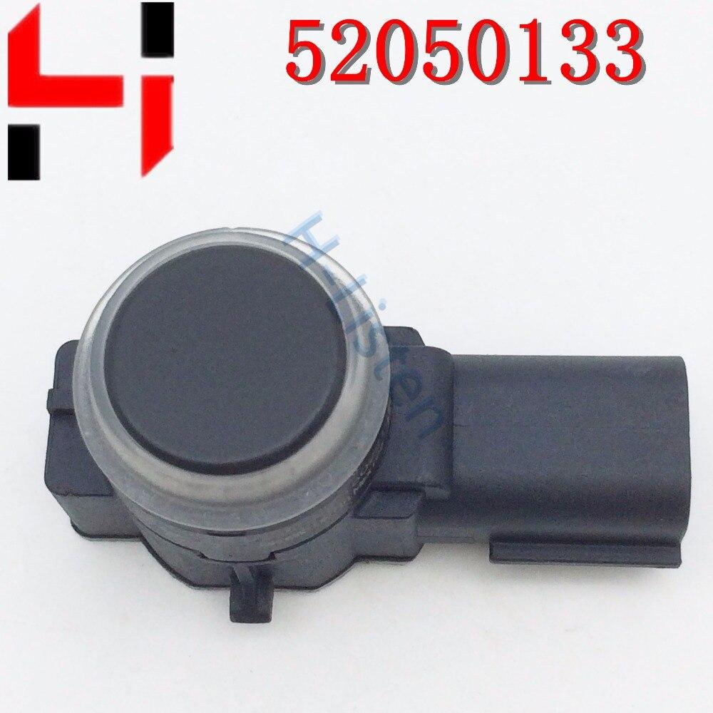 (4pcs) 100% work original Auto parts PDC parking sensors 52050133 with rings Bumper Reverse Assist for G M 0263023352