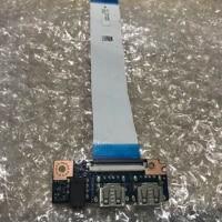 Fur Dell Inspiron 15 5559 USB Audio Port IO Circuit Board-2 WMGK 02 WMGK AAL15 LS-D071P