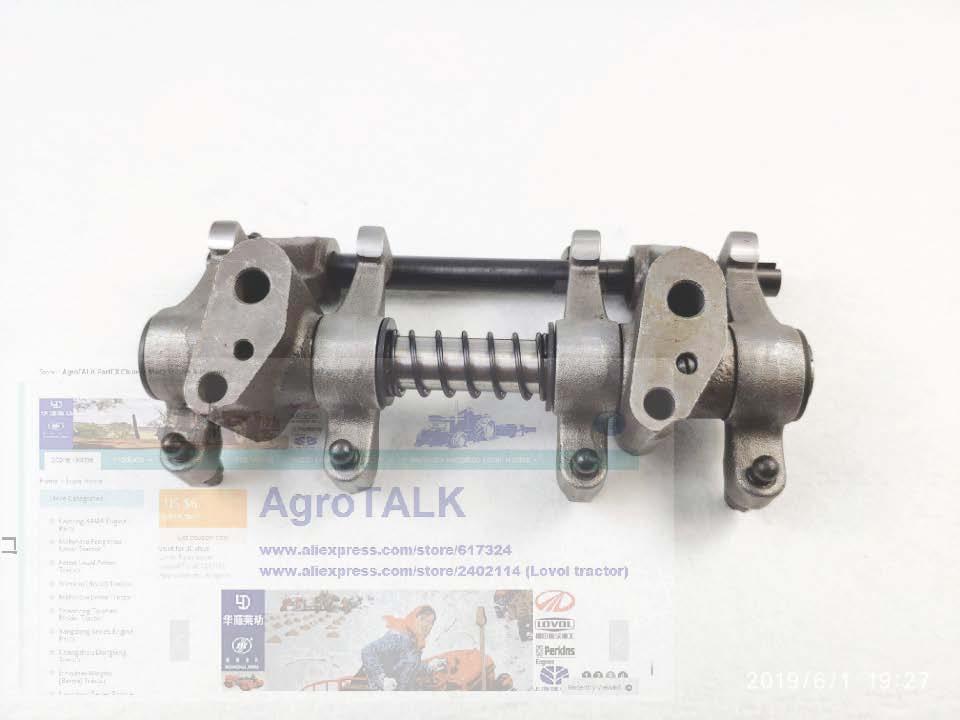 Conjunto de balancim para motor da série dos cilindros de lijia 2 (duas escolhas, uma é com descompressão e uma não), número da peça 4-06001-1