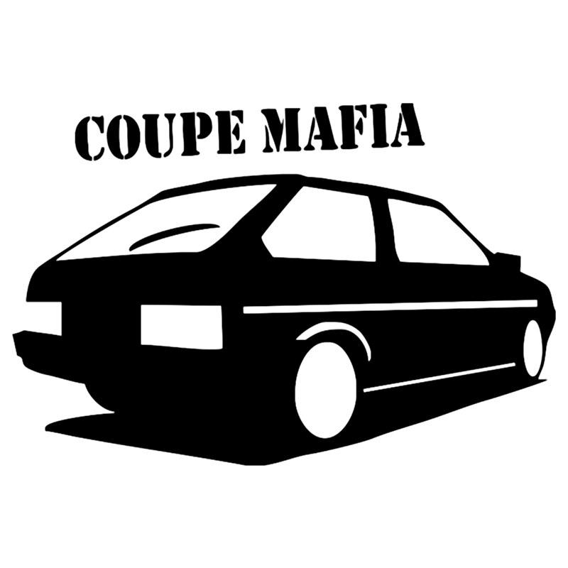 CS-192#13*20см coupe mafia 2108 водонепроницаемые наклейки на авто наклейки на машину наклейка для авто автонаклейка стикер
