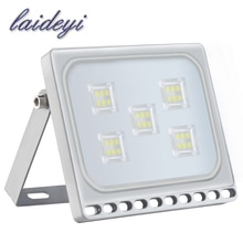 LAIDEYI Flood Light 30 W Led Flood Lamp Safety IP65 Waterproof 220V 2400LM Spotlight LED Floodlight Outdoor Garden Lights 6PCS