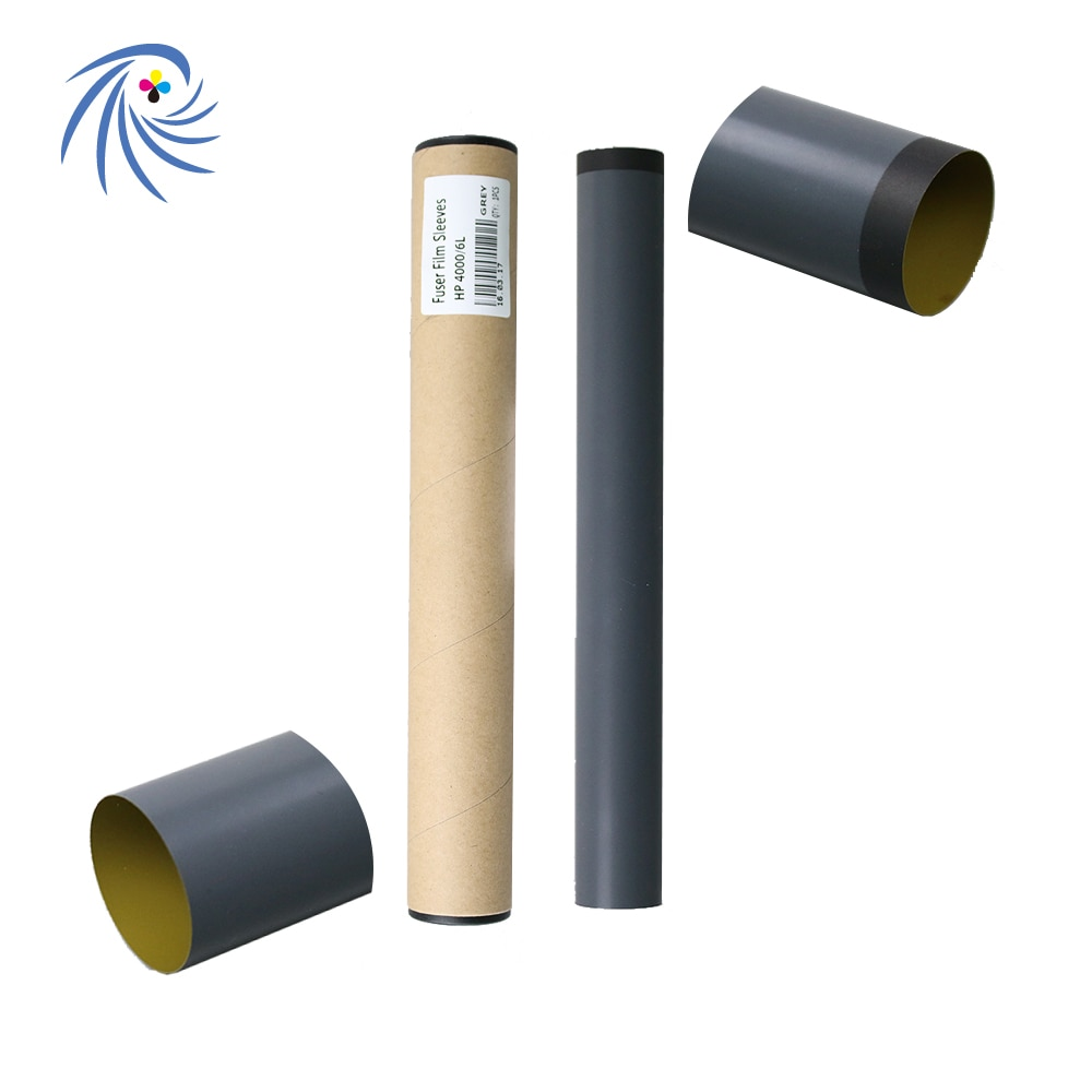 Grey Grade A Fuser Film Sleeves RG5-4589-FILM for HP 1100 4ML 4P 4L 4MP PX HP5P 6P (5MP VX) 3906 3200