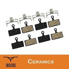 4 pary ceramiczne tarczowe klocki hamulcowe do shimano G01S XTR M9000 M988 Deore XT M8000 M785
