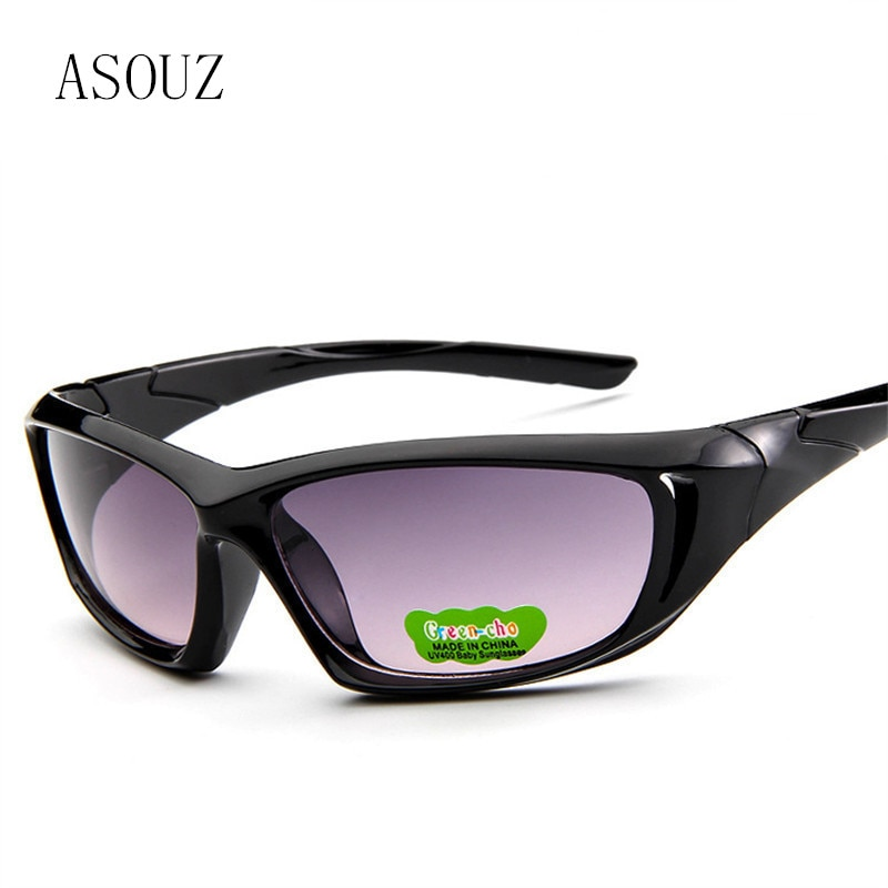 2019 new fashion men and women children's sunglasses classic retro brand design square child glasses