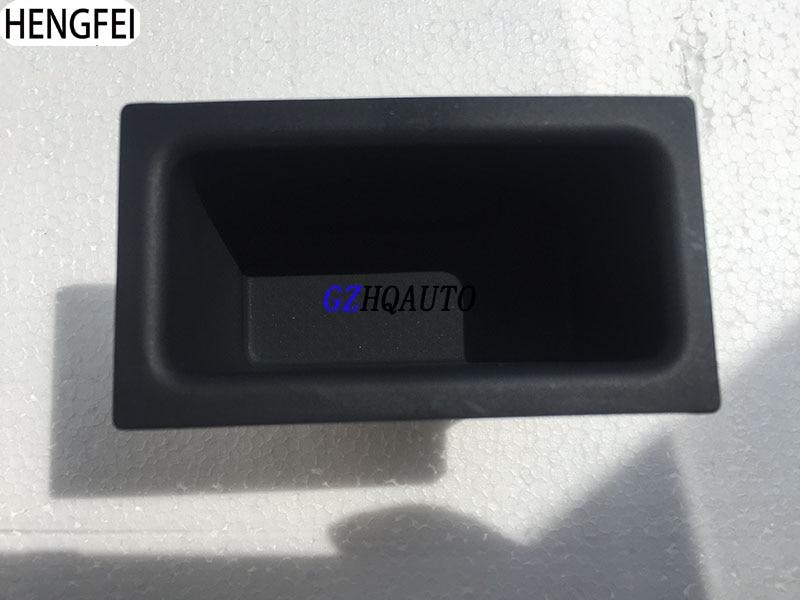 HengFei accesorios de coche para Mitsubishi Lancer EX moneda caja de cubierta pequeña