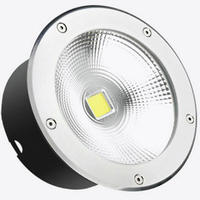 20W COB LED Underground LightIP68 20W COB LED buried lights AC85V-265V DC12V Outdoor Lamp Free Shipping