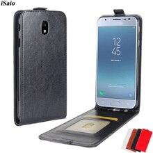 Flip Cover Luxury Leather Case For Samsung Galaxy J5 2017 J530 J530F SM-J530FM DS EU Flipcase Funda 5.2 Silicona Phone Case Capa