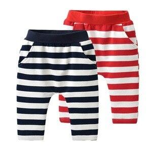 Baby Infant Kids Boys Girls unisex Striped Harem Pants Trousers 9 12 18 24 months 2T 3T