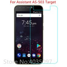 Glass For Assistant AS-503 Target Screen Protector Tempered Glass For Assistant AS-503 Target Anti-S