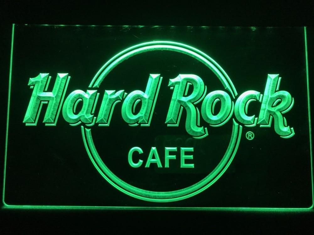 R025 Hard Rock Cafe LED Neon Light Signs