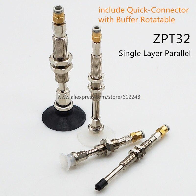 Indsutrial vacío Pad vacío Chuck ZPT32USJ10-04-A10 ZPT32USJ20-04-A10 ZPT32USJ30-04-A10 ZPT32USJ40-04-A10 ZPT32USJ50-04-A10