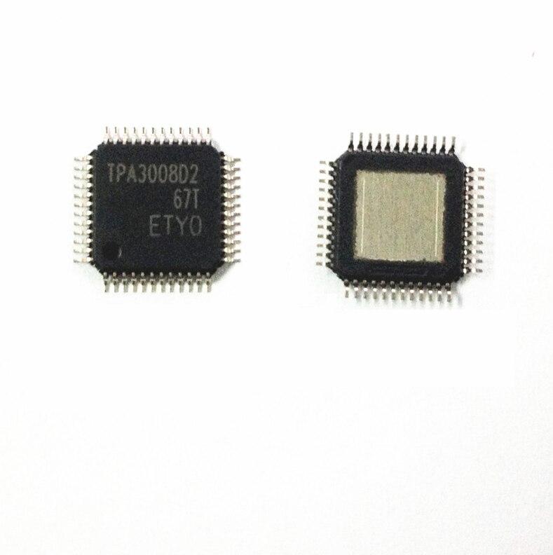 TPA3008 TPA3008D2PHPR TPA3008D2 HTQFP48 LCD TV driver board audio chip