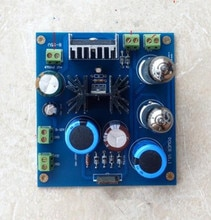 Katherin 6Z4 tube rectifier + LT1085 filter regulator Tube preamplifier Filament filter regulator power supply board