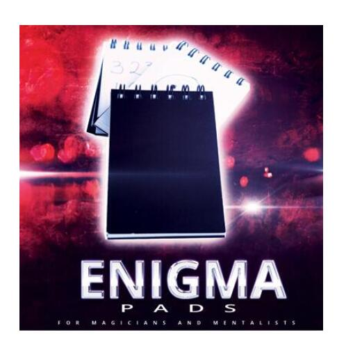 2015 Enigma Pad de Paul Romhany-magia