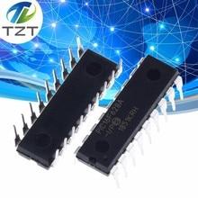 Microcontrôleurs CMOS 8 bits PIC16F628A-I/P DIP-18 PIC16F628 16F628, à base de Flash, 1 pièce