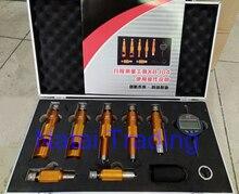 Набор инструментов для измерения инжекторного клапана CRI common rail для Bosch и Denso, инструмент для тестирования инжектора дизельного двигателя