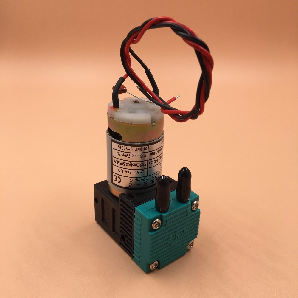 4pcs Top quality 7W JYY(B)-Q-30-I Micro diaphragm pump-C air oumfor Infinity / Flora printers Air pump 24V