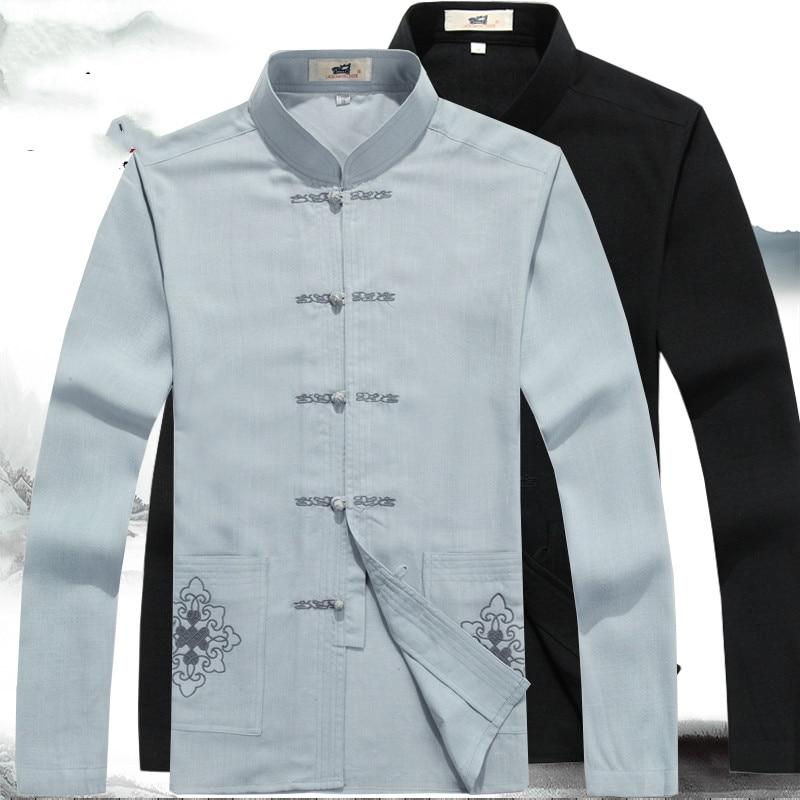 Ropa tradicional China oriental para hombre, traje chino para hombre, ropa tradicional china para hombre, diseños de traje tang