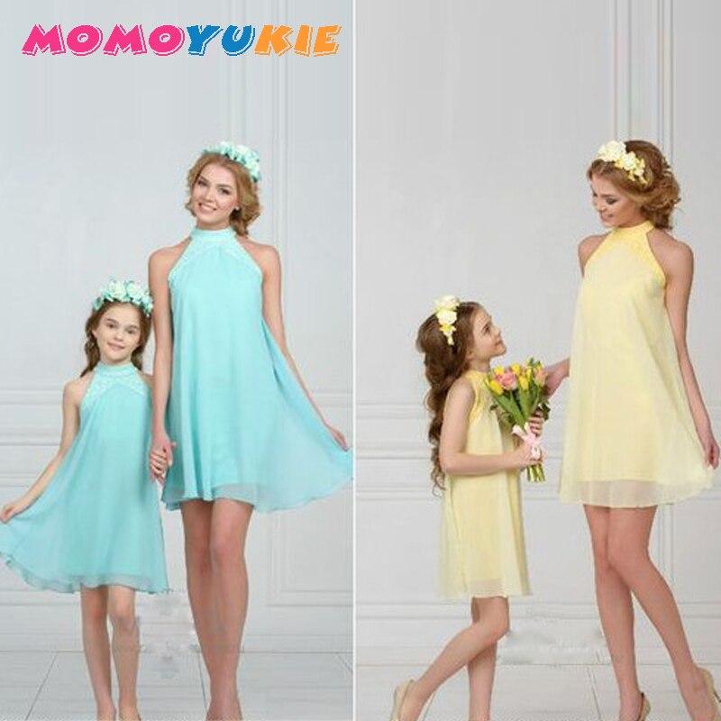 Одинаковые комплекты в полоску для мамы и детей; Одежда для маленьких девочек; Платье для мамы и дочки; Детские платья; Одежда
