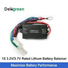 Qnbbm Batterij Equalizer 3.2V 3.7V Enkele Cel Lithium LiFePO4 Li-Ion 18650 Diy Lto Pack Non-Led Versie